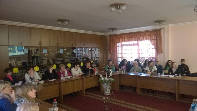 Тренинги по применению инструментов Intel по трансформации ИКТ-политики в сфере образования в городе Ирпень